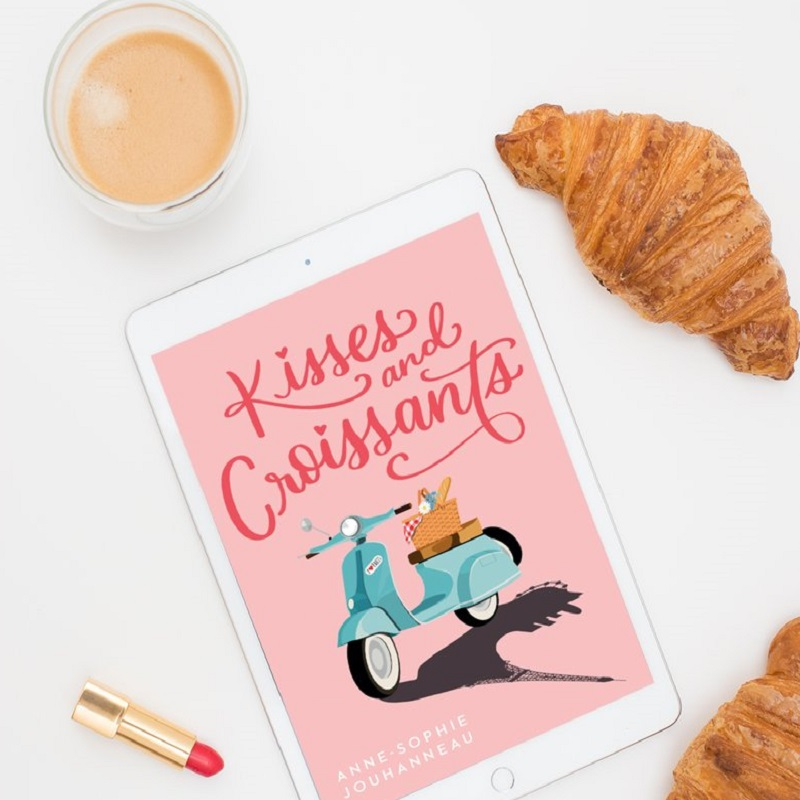 Kisses and Croissants ebook